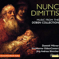 CD-Cover: Nunc dimittis